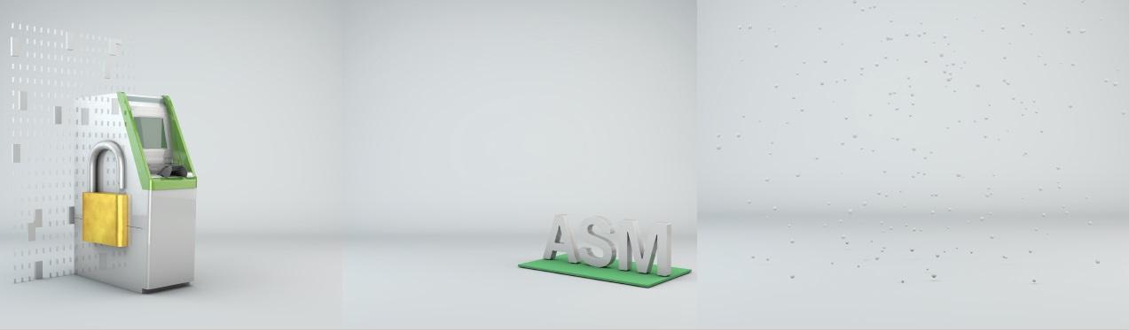 دستگاه امنيت خودپرداز (ASM)