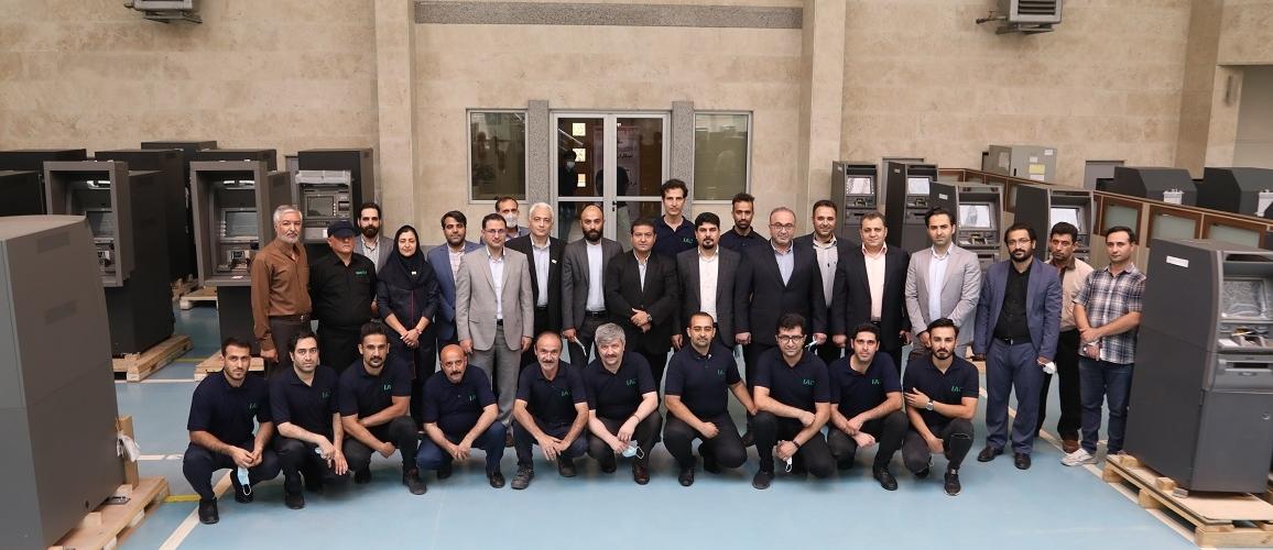 بازدید مدیرعامل ایران ارقام از کارخانه پرند