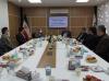 برگزاری نشست مشترک میان اعضای هیئت مدیره و معاونین بانک قوامین و مدیرعامل سایان کارت در محل شرکت ایران ارقام