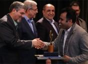 دریافت نشان ملی رتبه نخست خدمات منحصر به فرد در سیستم بانکی کشور